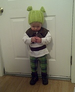 Cutest Halloween costumes for babies - Shrek Costume