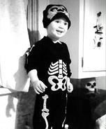 Lil' Skeleton Baby Costume