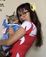 Lilo & Stitch Homemade Costume