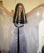 Lily Munster Homemade Costume
