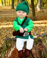 Cutest Halloween costumes for babies - Link from The Legend of Zelda Baby Costume