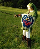 Link from The Legend of Zelda Costume