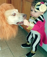 Lion and Ring Master Costume