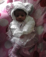 Little Baby Girl Lamb Costume