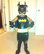 Little Bat Woman Costume