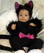 Little Black Kitten Costume