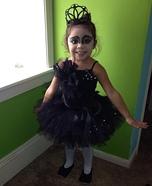 Little Black Swan Homemade Costume