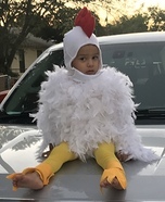 Little Chick Costume