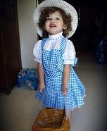 Little Debbie Homemade Costume