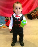 Little Dracula Costume
