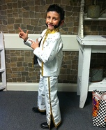 Little Elvis Homemade Costume