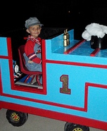 Little Engineer and Thomas the Train Costume