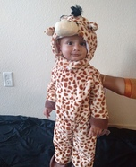 Little Giraffe Costume