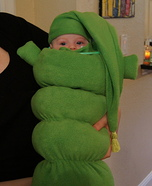 Little Gloworm Costume
