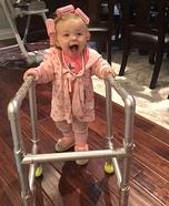 Little Granny Homemade Costume