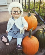 Little Granny Costume for Baby