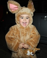 Little Kangaroo Costume