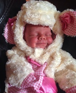 Little Lamb Baby Costume