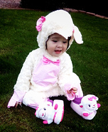 Little Lambie Costume