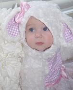 Little Lamby Lamb Homemade Costume