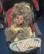 Little Lion Homemade Costume