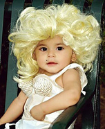 Little Madonna Homemade Costume