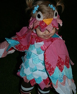 Little Miss Owl Costume