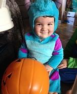 Little Monster Toddler Costume