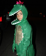 Little Ms. Alligator Costume