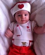 Little Nurse Baby Costume