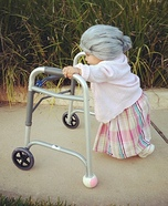 Cutest Halloween costumes for babies - Old Lady Baby Costume