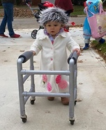 Little Old Lady Homemade Costume