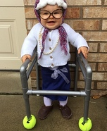 Little Old Lady Costume DIY
