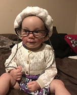 Baby Little Old Lady Costume