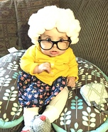 Little Old Lady Infant Costume