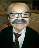 Little Old Man Toddler Costume