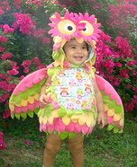 Owl Costume for Babies