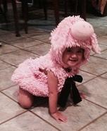 Little Piggy Baby Costume