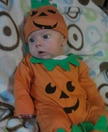 Little Pimpkin Costume