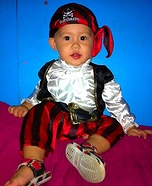 Little Pirate Costume