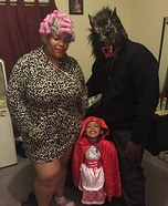 Little Red Riding Hood Family Costumes