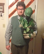 Little Shop of Horrors Homemade Costume