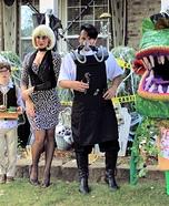 Little Shop of Horrors Homemade Costume