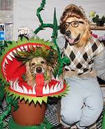 Little Shop of Horrors Dogs Homemade Costume