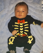 Little Skeleton Costume