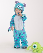 Little Sully Baby Costume
