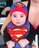 Little Superman Costume