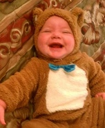 Cutest Teddy Bear Baby Costume