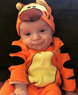 Little Tigger Baby Costume