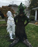 Lively Tree Homemade Costume